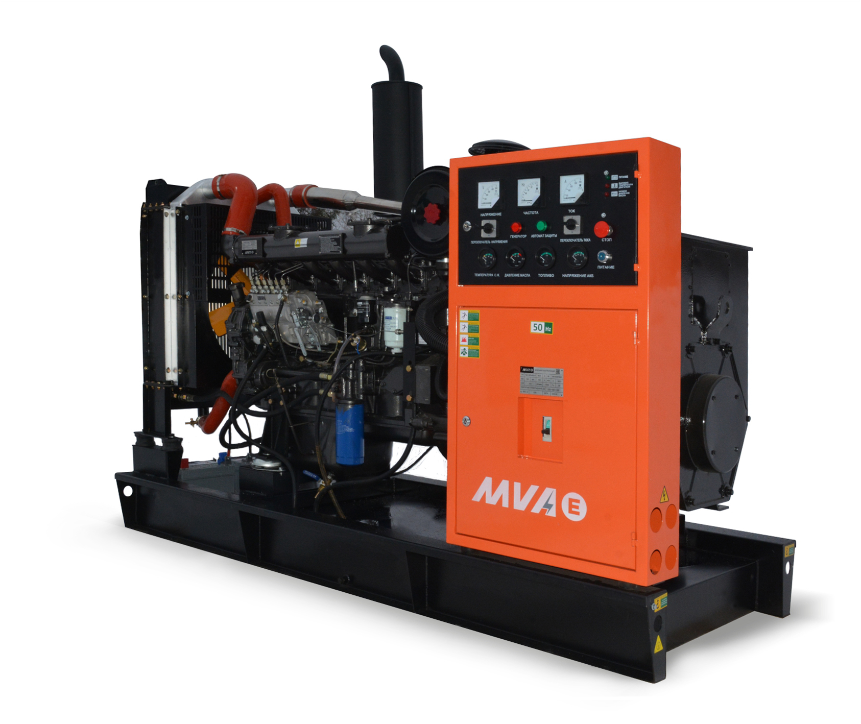 Дизель-генератор Mvae АД-80-400-Р