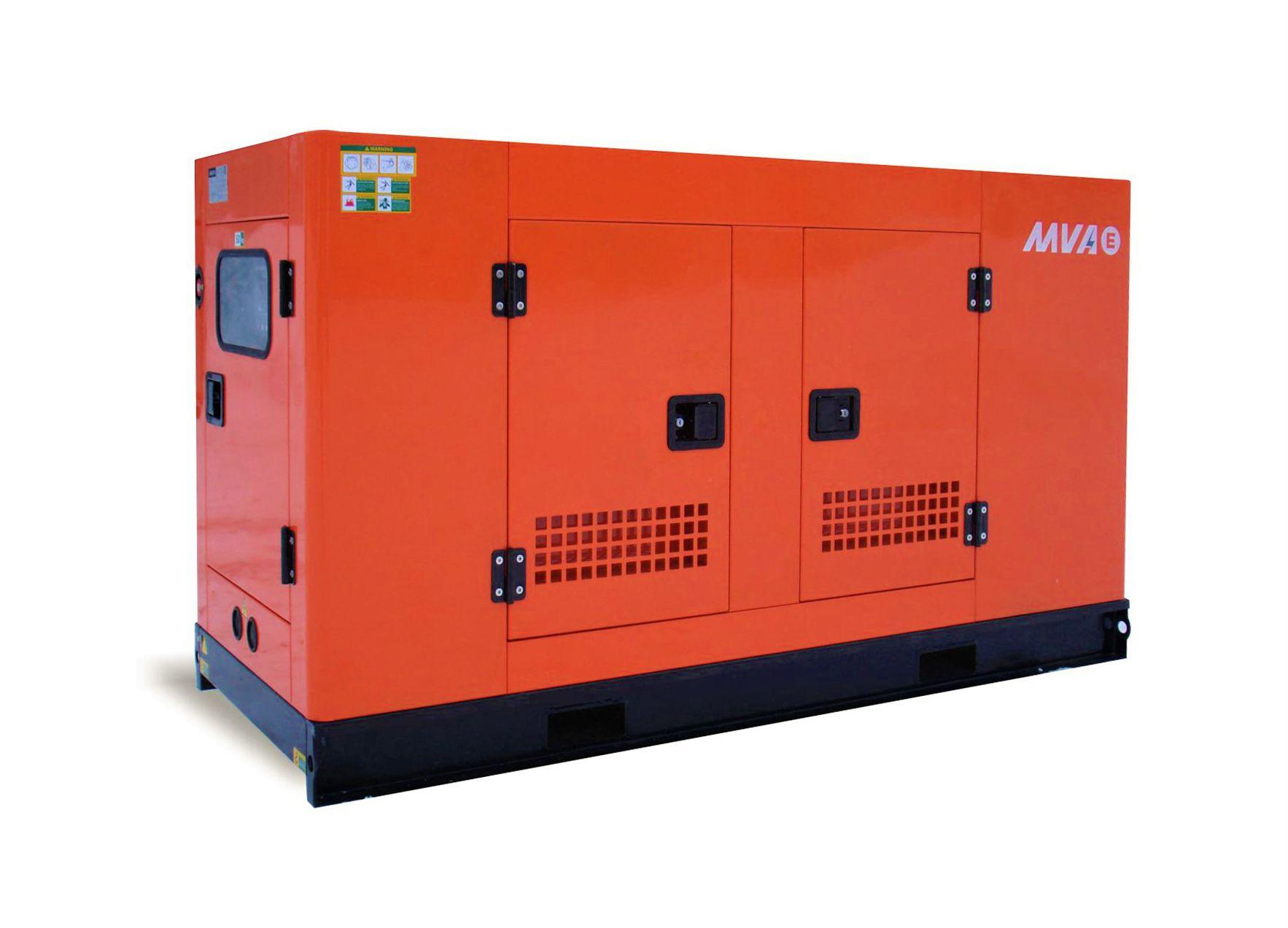 Дизель-генератор в шумозащитном кожухе Mvae АД-10-400-АРК