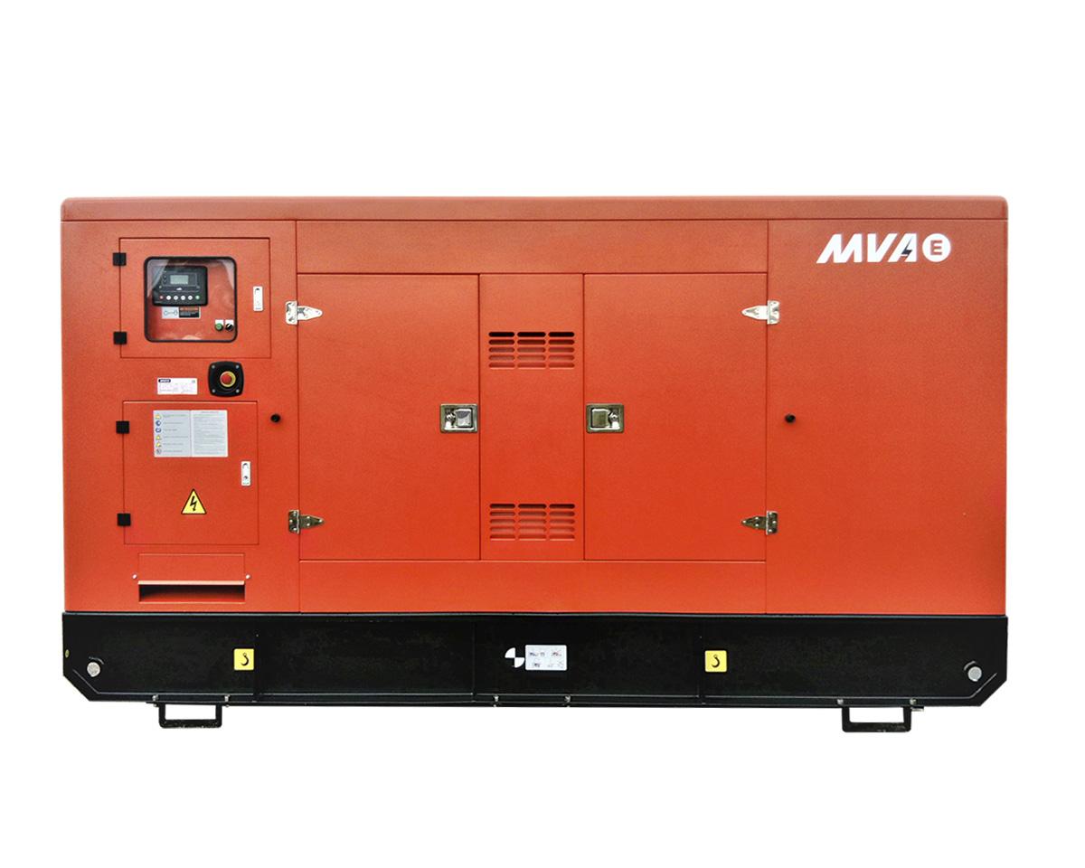 Дизель-генератор в шумозащитном кожухе Mvae АД-120-400-CK