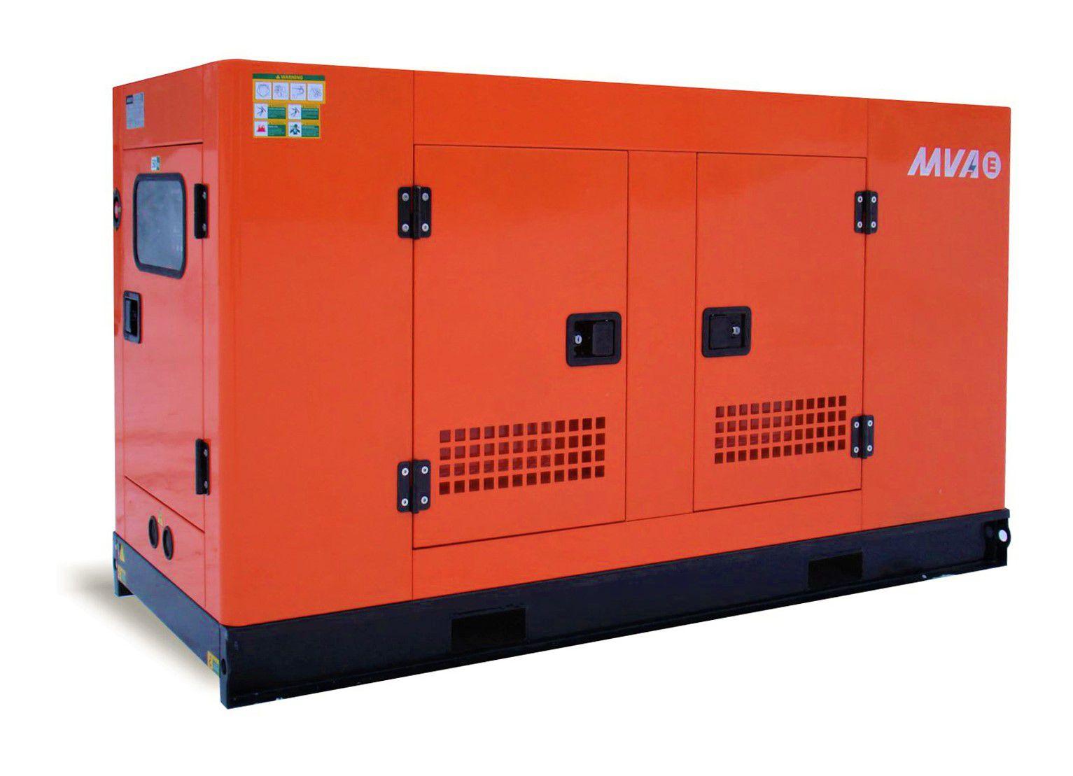 Дизель-генератор в шумозащитном кожухе Mvae АД-18-400-АРК