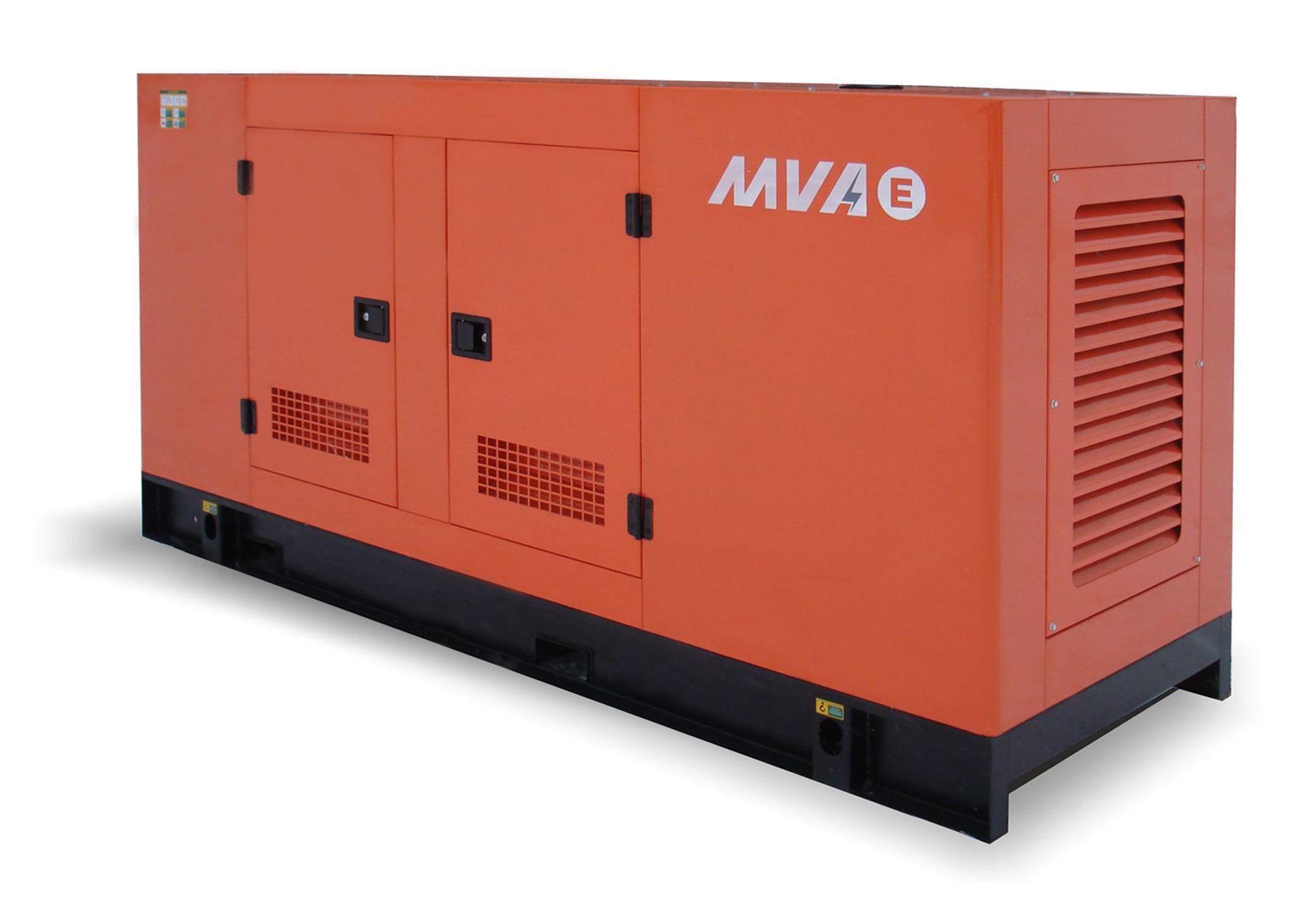 Дизель-генератор в шумозащитном кожухе Mvae АД-200-400-РК
