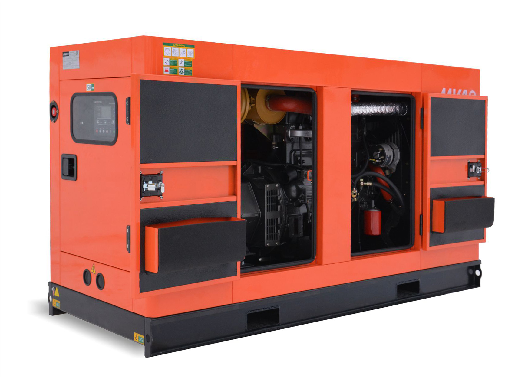 Дизель-генератор в шумозащитном кожухе Mvae АД-25-400-АРК