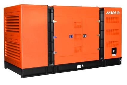 Дизель-генератор в шумозащитном кожухе Mvae АД-450-400-CK