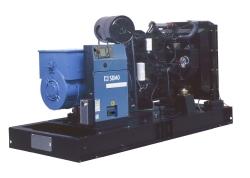 Генераторная установка D300