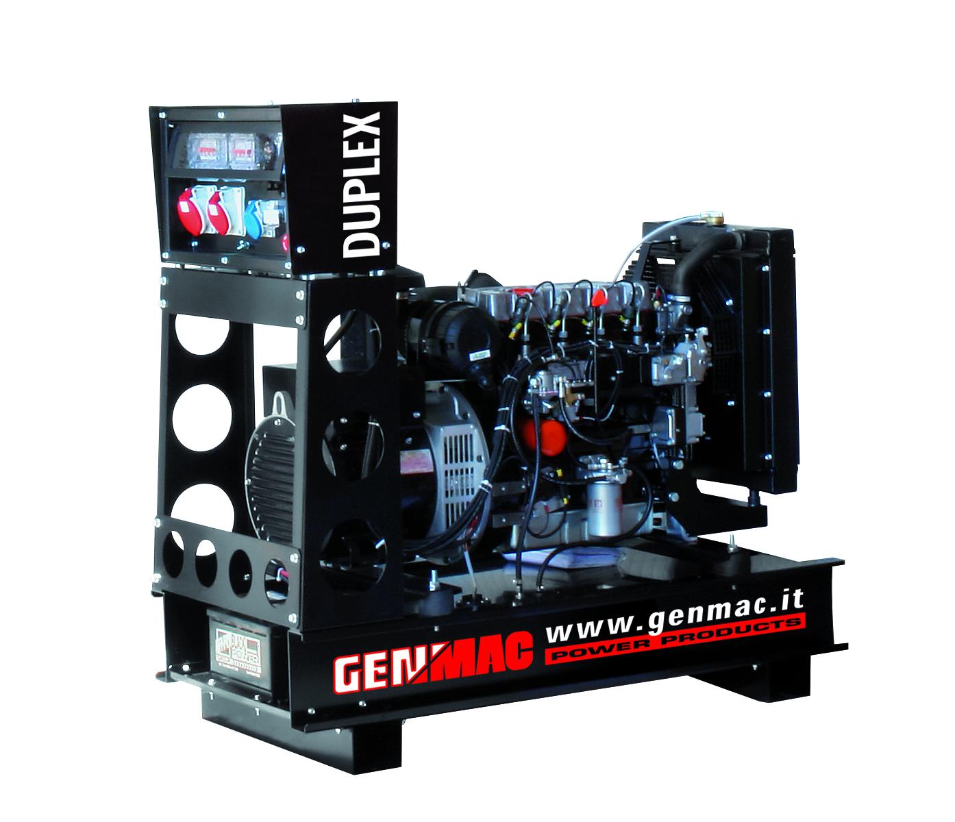 Генераторная установка DUPLEX G10PO