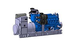 Генераторная установка T2500