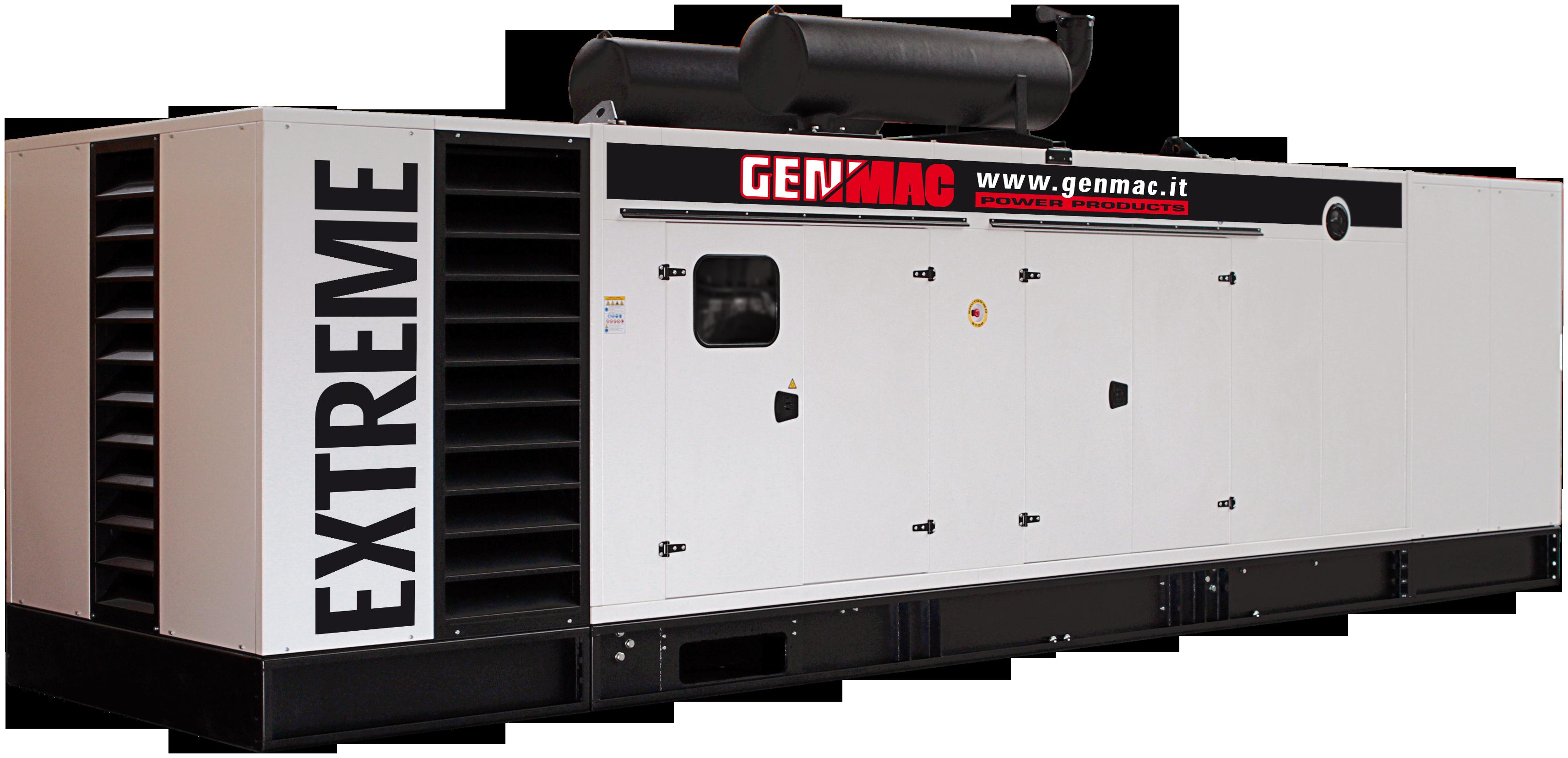 Генераторная установка в шумозащитном кожухе EXTREME G800PS