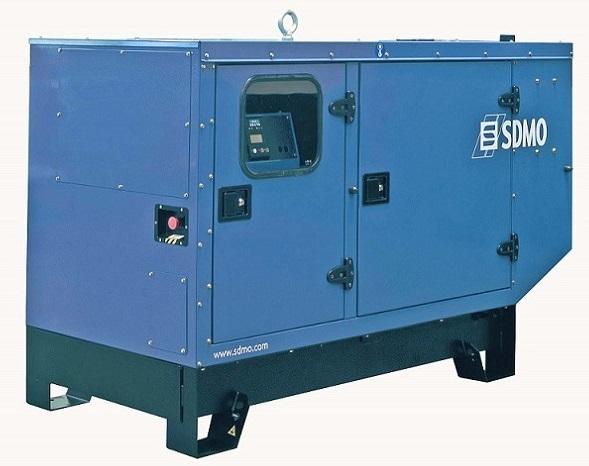 Генераторная установка в шумозащитном кожухе K28H Silent