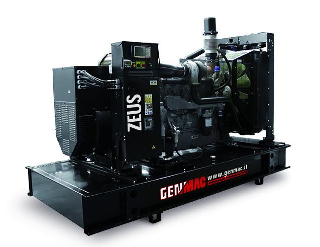 Генераторная установка ZEUS G800PO