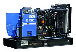 Генераторная установка J250K