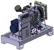 Генераторная установка K33
