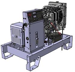 Генераторная установка K9