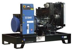 Генераторная установка T44K