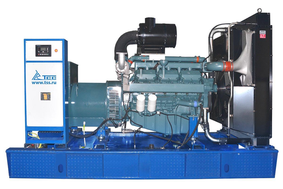 Дизельный генератор ТСС АД-520С-Т400-1РМ17 (Mecc Alte)