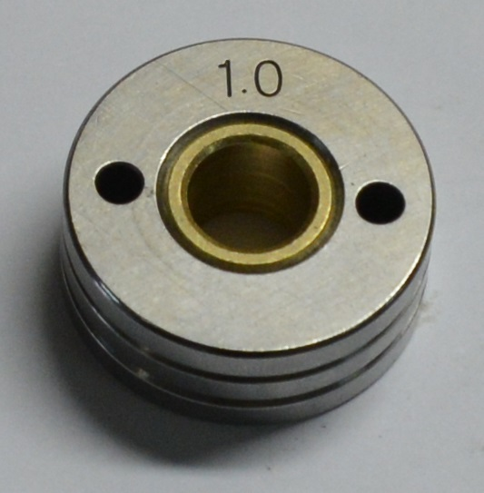 Ролик подающий под сталь (30-10-12) 1,2/1.6