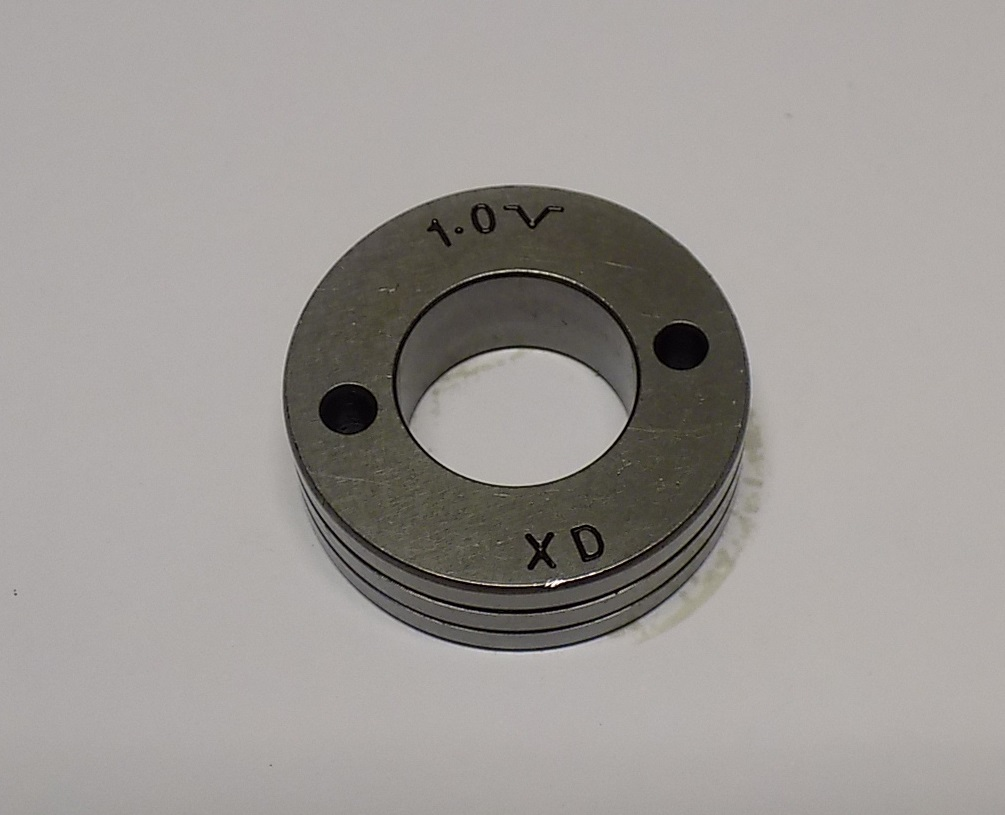 Ролик подающий под сталь (37-19-12) 0,8/1.0