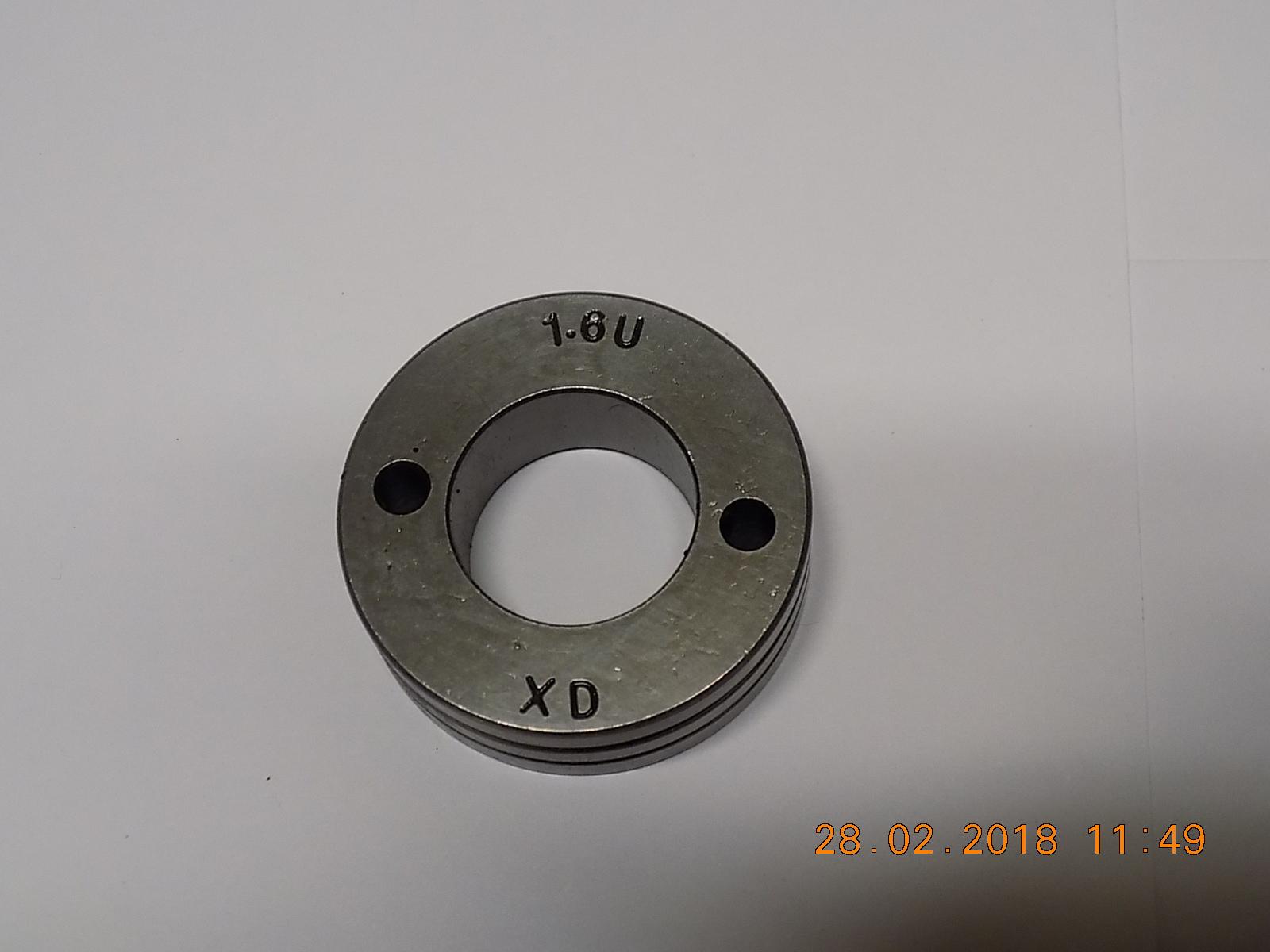 Ролик подающий под алюминий (37-19-12) 1.2/1.6