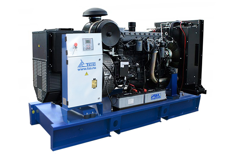 Дизельный генератор ТСС АД-400С-Т400-1РМ20