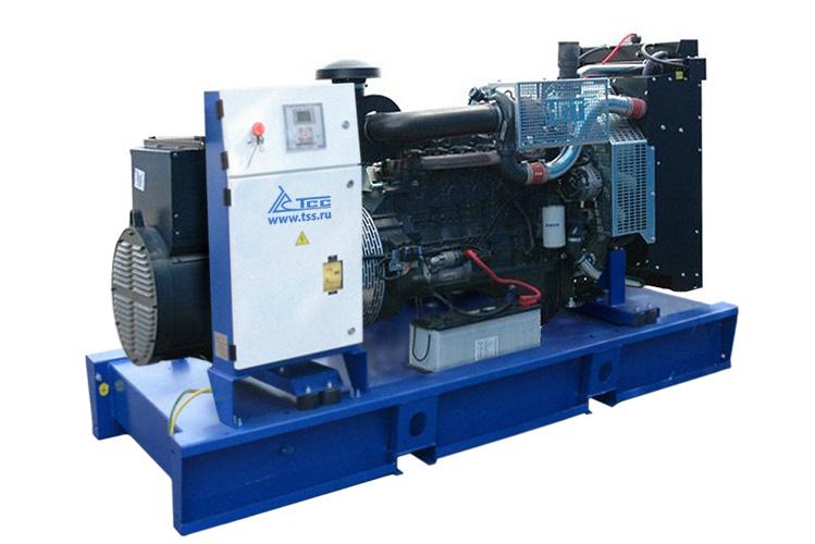 Дизельный генератор ТСС АД-160С-Т400-1РМ20 (Mecc Alte)