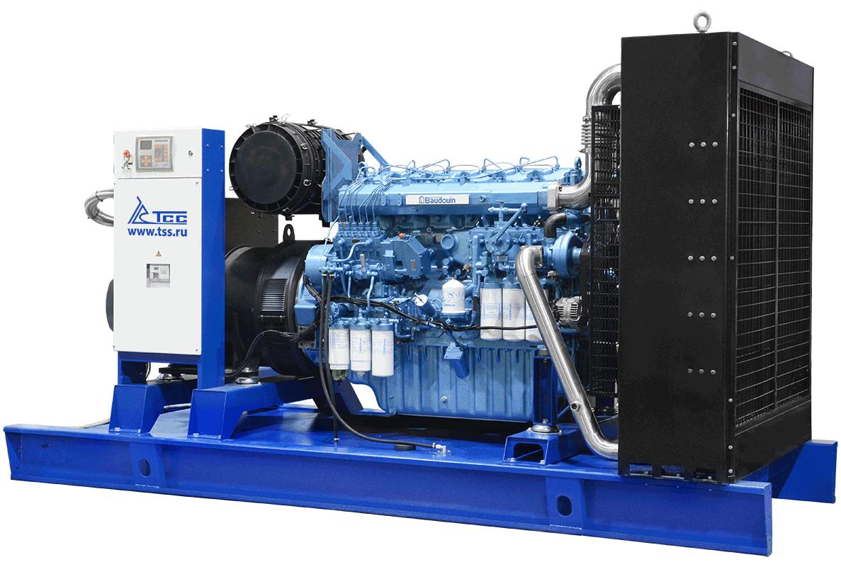Дизельный генератор ТСС АД-520С-Т400-1РМ9