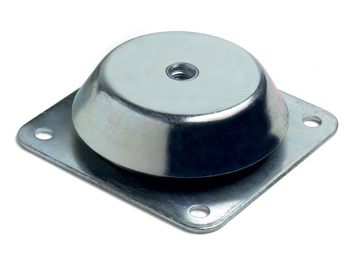 Виброопора (PDH220/105/180, M24 NR60)