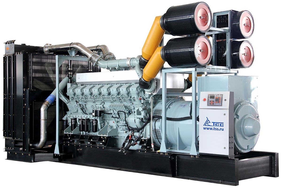Дизельный генератор ТСС АД-2000С-Т400-1РМ8