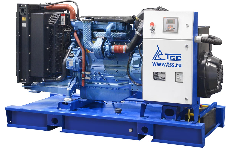 Дизельный генератор ТСС АД-80С-Т400-1РМ9 ( 4M11G120/5)