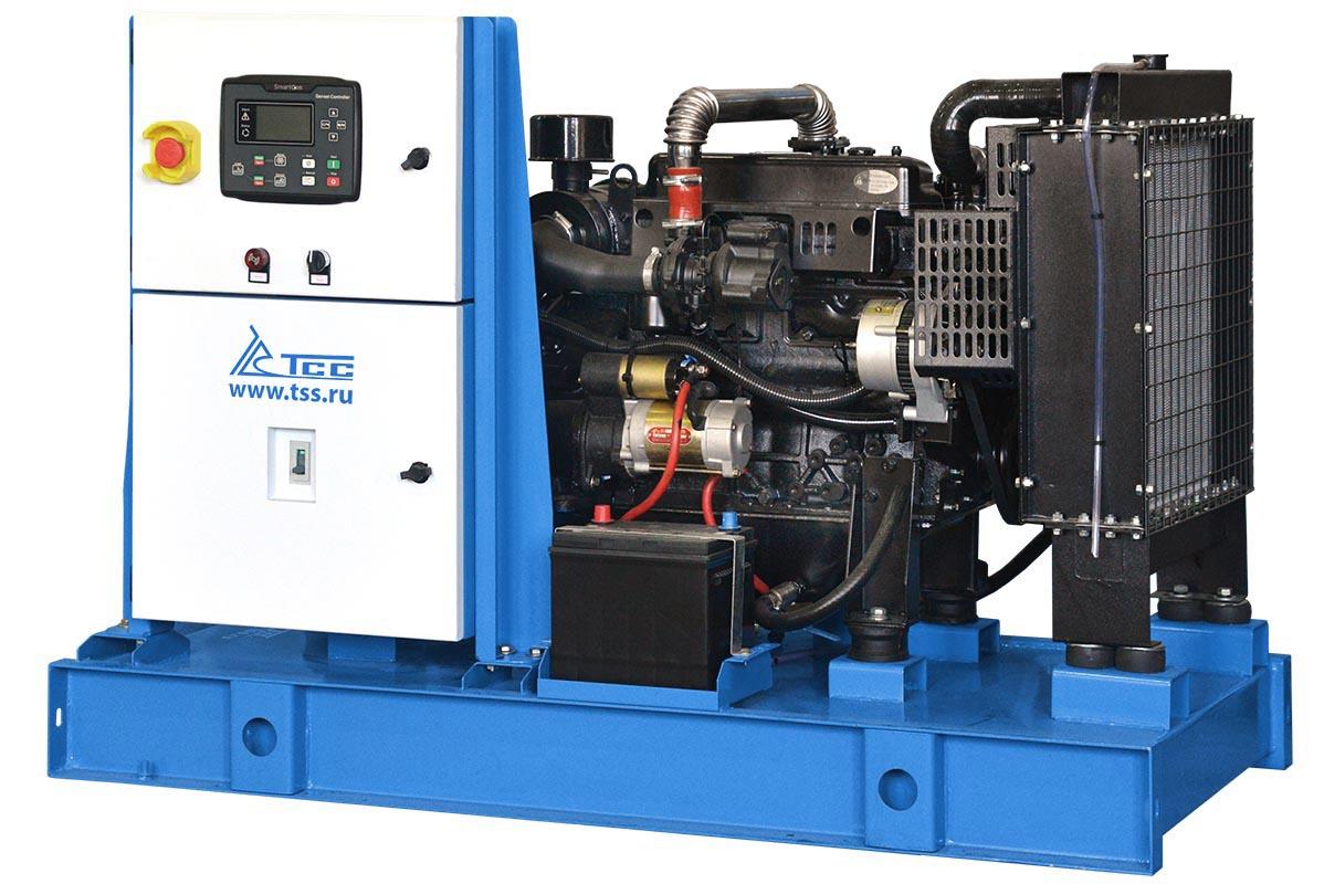 Дизельный генератор ТСС АД-12С-230