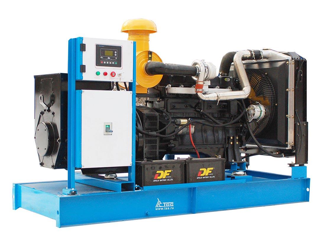 Дизельный генератор 300 кВт ТСС АД-300С-Т400