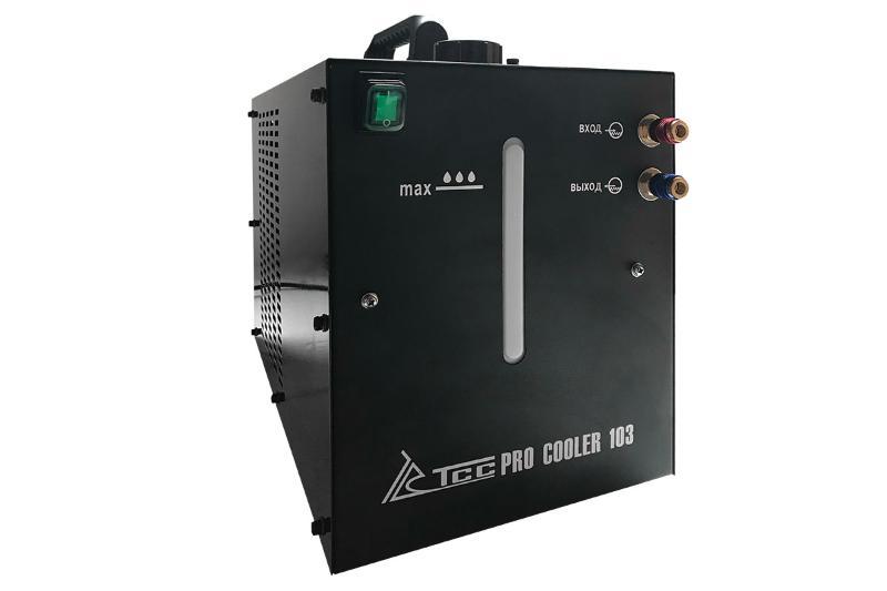 Блок водяного охлаждения TSS PRO COOLER-103