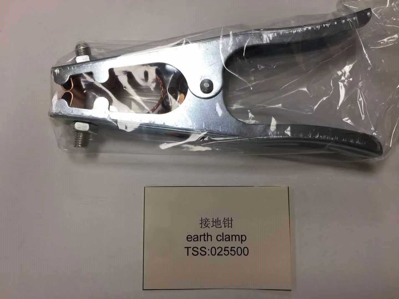 Клемма заземления 500 А / earth clamp