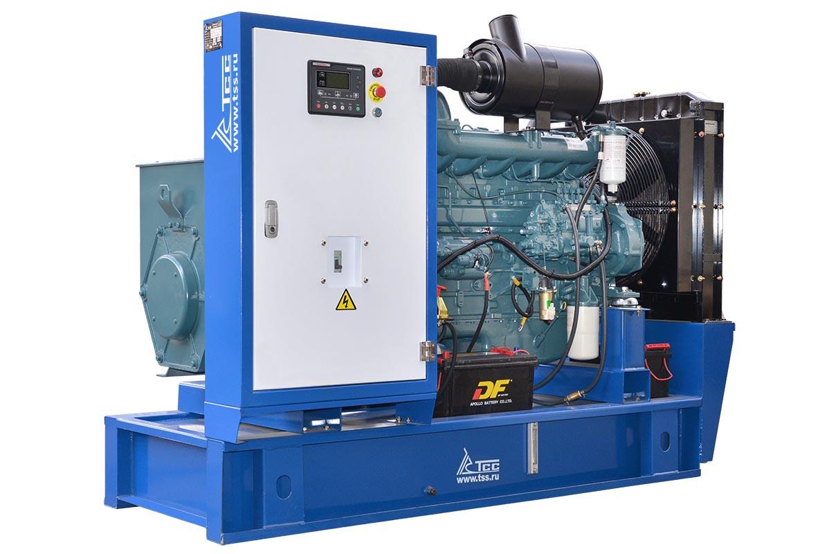 Дизельный генератор ТСС АД-100С-Т400-1РМ17