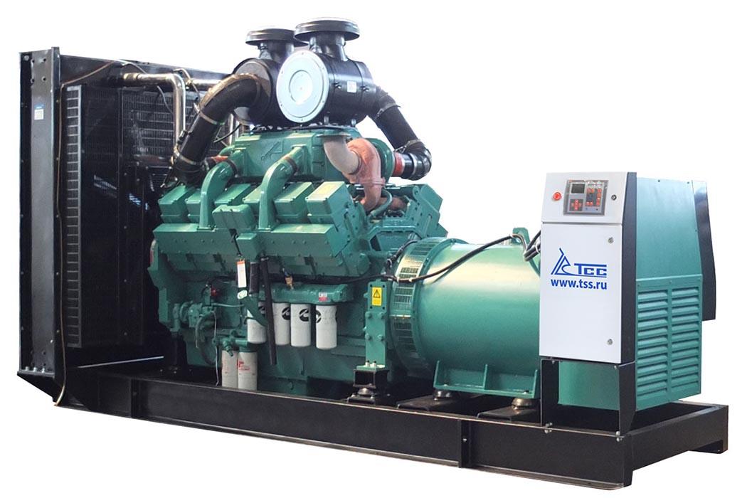 Дизельный генератор ТСС АД-728С-Т400-1РМ15