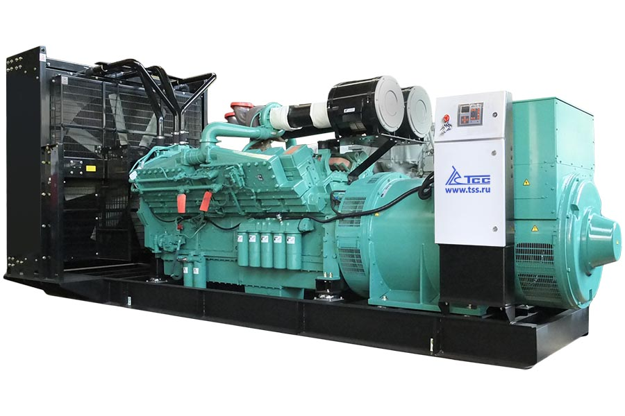 Дизельный генератор ТСС АД-1000С-Т400-1РМ15