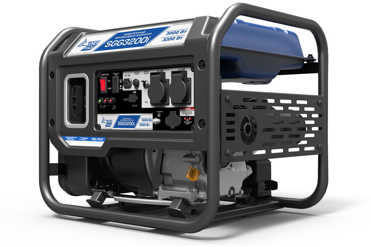 Бензогенератор инверторный SGG 3200i