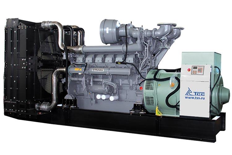 Дизельный генератор ТСС АД-1000C-Т400-1РМ18