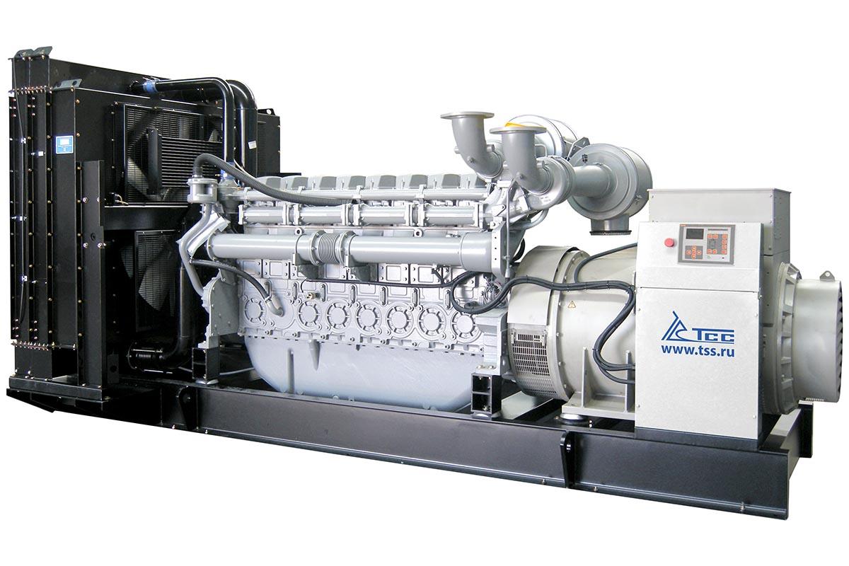 Дизельный генератор ТСС АД-900C-Т400-1РМ18