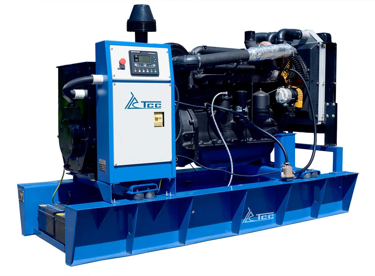 Дизельный генератор ТСС АД-100С-Т400-1РМ1 (Mecc Alte)