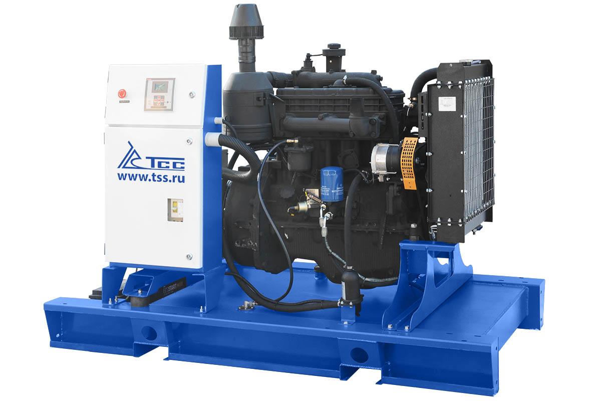 Дизельный генератор ТСС АД-30С-Т400-1РМ1 (Mecc Alte)