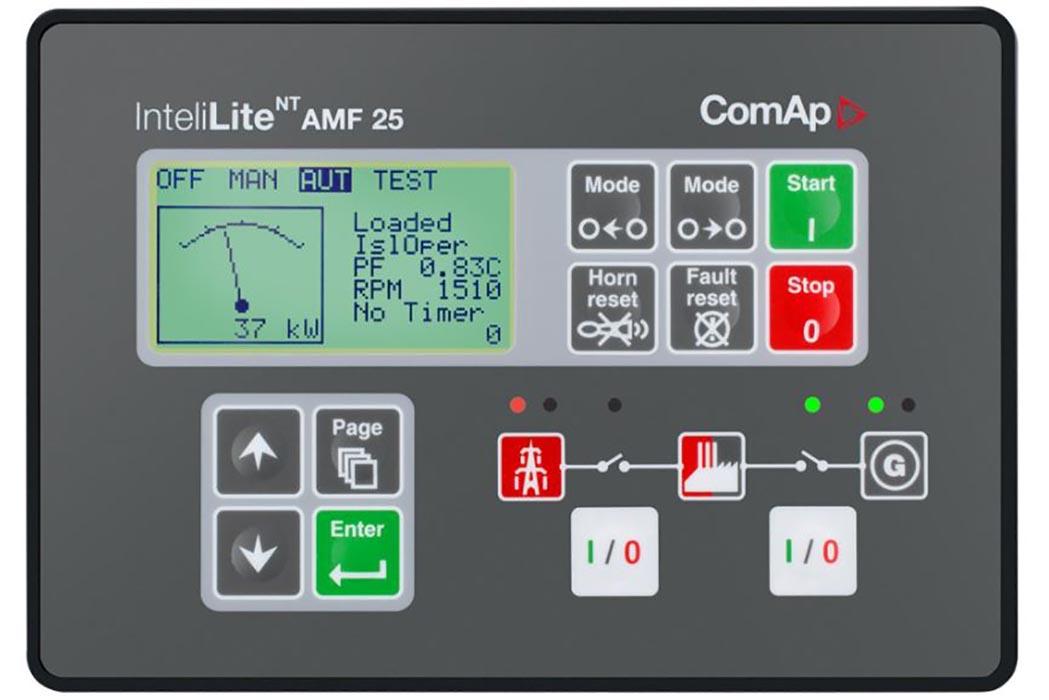 Контроллер ComAp IL-NT AMF20