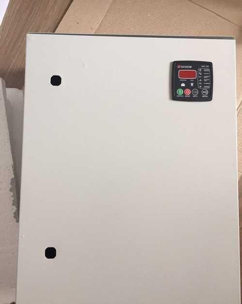 АВР на базе контроллера DATAKOM DKG105 ( от 10 до 30 кВа)