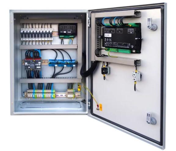 АВР на базе контроллера DSE 7420 ( от 10 до 1000 кВа)