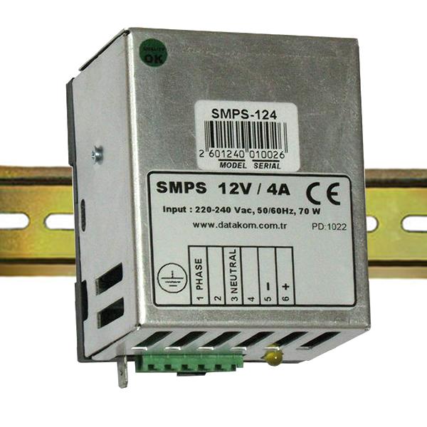 Smps124   (12В  4 А)