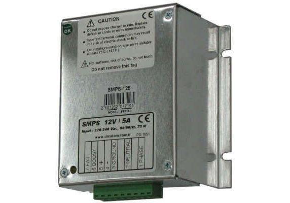 Smps 125   ( 12В 5А)