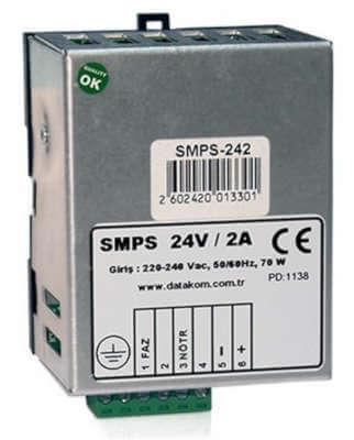 Smps  242   ( 24В 2А)