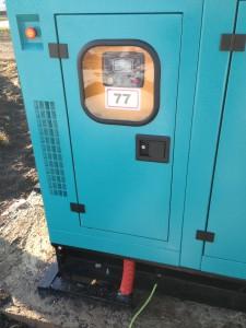 montazh DGU 60 kVa dlya uchastkovoy bolnitsy